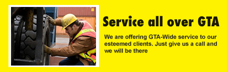 Yellow Tire - 24 hours Tire Road Services | Truck Tires Brampton